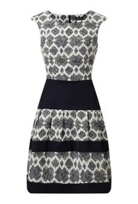 James Lakeland Jacquard Dress