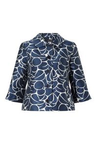 James Lakeland Taffeta Jacquard Jacket