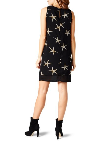 James Lakeland Starfish Print Dress