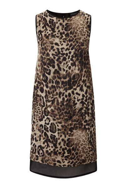 James Lakeland Leopard Print Dress