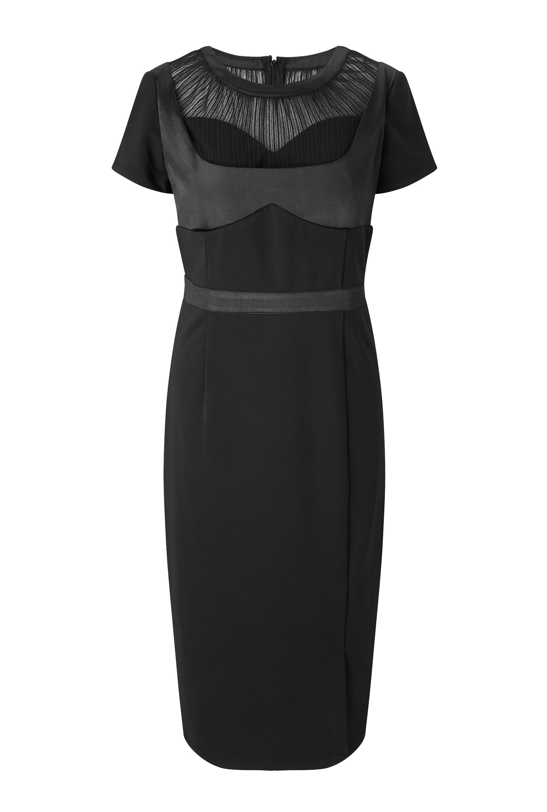 James Lakeland Evening Lbd, Black