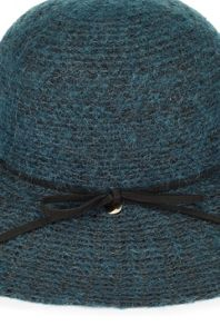 James Lakeland Mohair Mix Floppy Hat