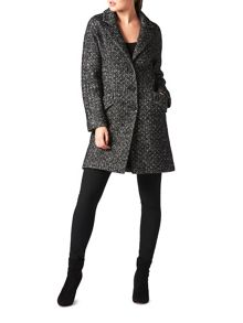 James Lakeland Drop Shoulder Coat