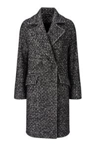 James Lakeland Double Breasted Drop Shoulder Coat