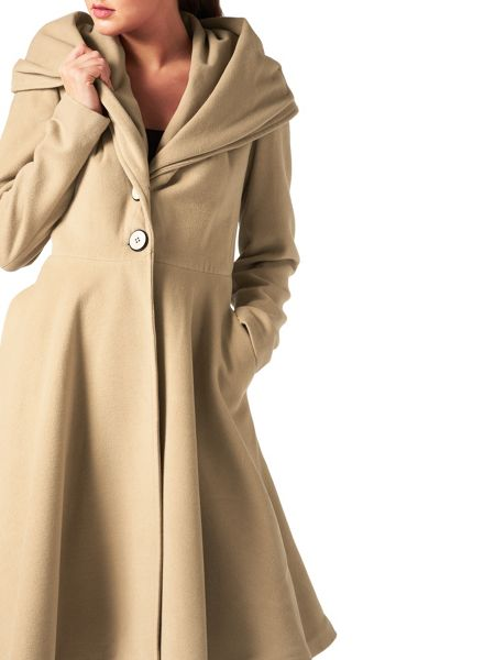 James Lakeland Fit And Flare Coat