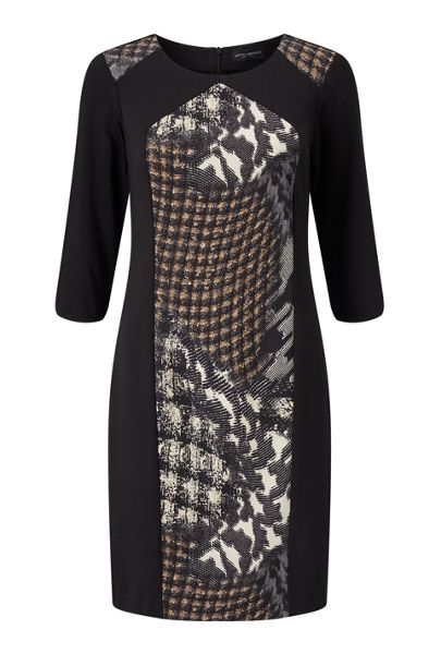 James Lakeland Central Print Dress