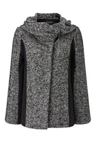 James Lakeland Salt And Pepper Coat