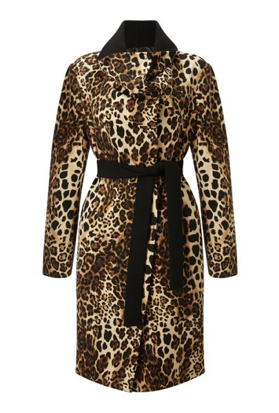 James Lakeland Leopard Coat