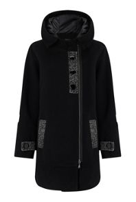 James Lakeland Hodded Coat