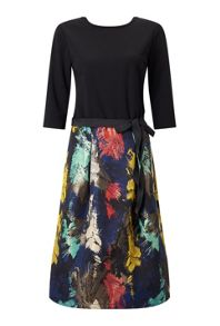 James Lakeland Multi Coloured Dress