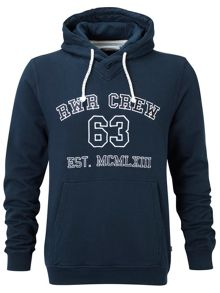 Fawley hooded sweatshirt