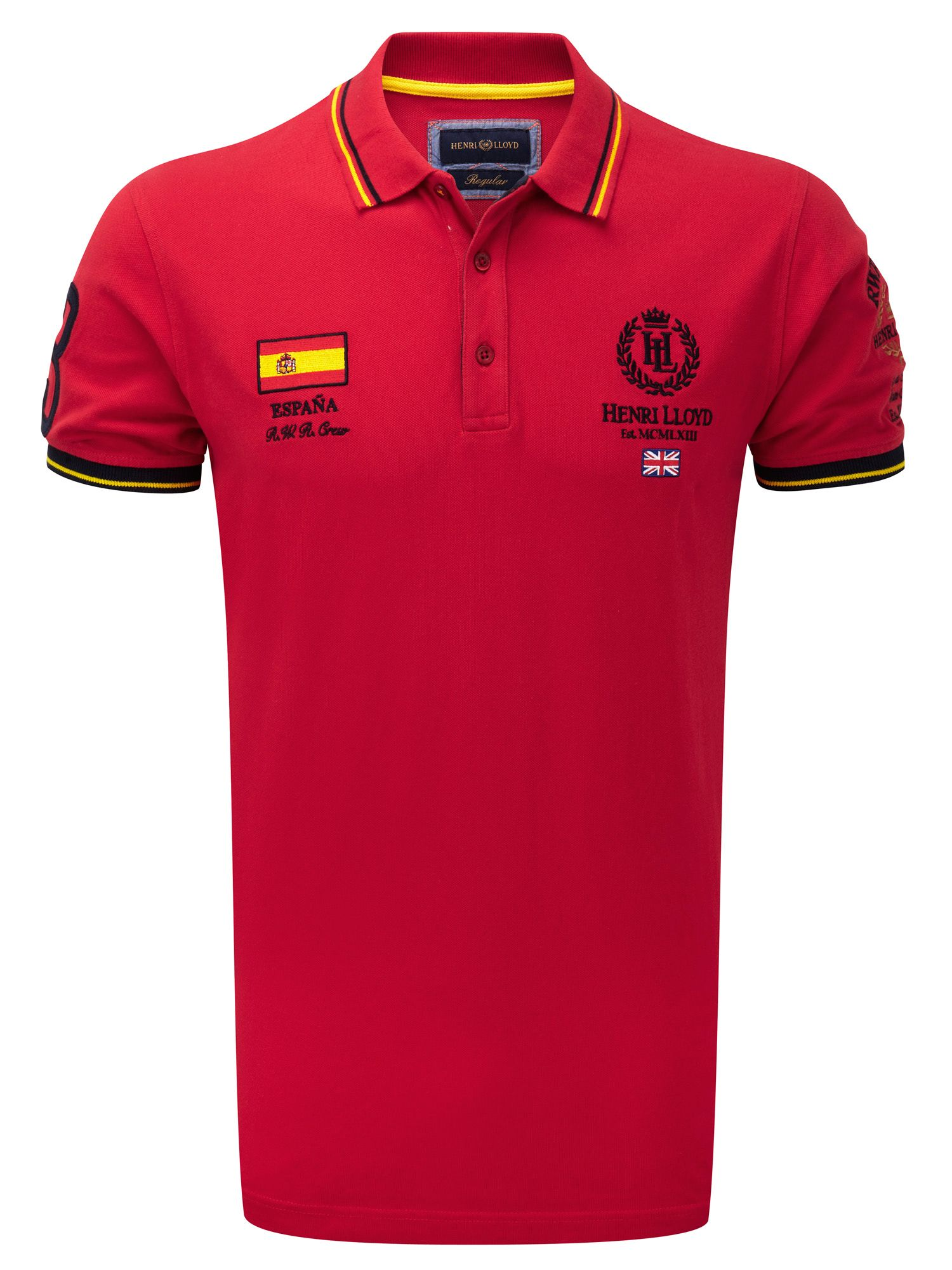Espana rwr polo shirt