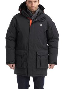 Solent Heavy Down Parka