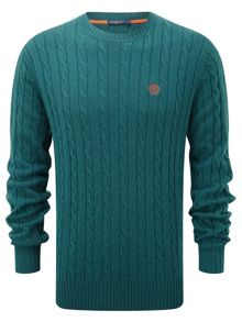 Combe regular crew knit