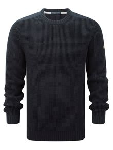 Butterton mkii crew knit