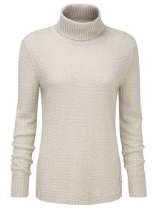Giselle Roll Neck Knit