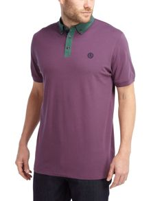 Hassop Plain Regular Fit Polo Shirt