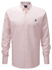 Henri Club Long Sleeve Button Down Shirt