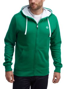 Franklin Hooded Zip-Thru