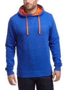 Tyrell Plain Crew Neck Pull Over Hoody