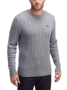 Henri Lloyd Kramer Regular Crew Knit