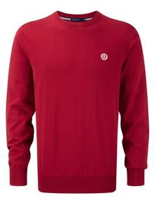 Moray Crew Neck Pull Over Jumper
