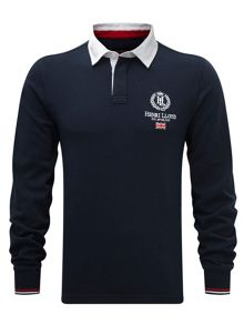 Upton Regular Fit Rugby Top