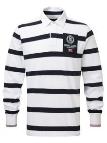 Crantock Regular Fit Rugby Top