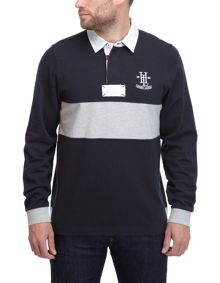 Henri Lloyd Regular Rugby Shirt