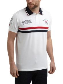 Great Britain Regular Fit Polo Shirt