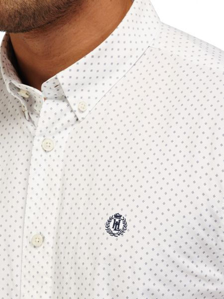 Henri Lloyd Osidge fitted shirt ss