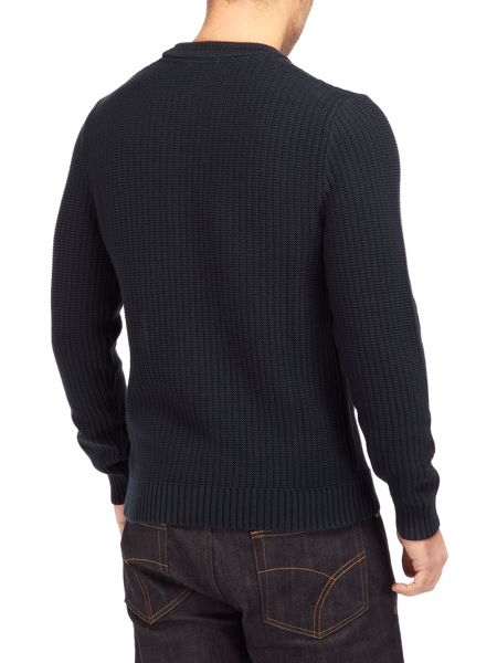 Henri Lloyd Felsted regular crew neck knit