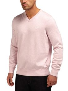 Henri Lloyd Moray club v neck knit