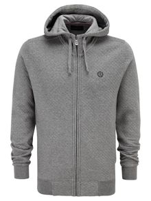 Henri Lloyd Garth hooded full zip sweat