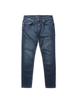 Malpas denim slim fit vdw