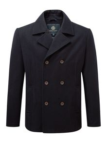 Henri Lloyd Harling melton pea coat