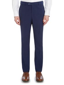 Straight Leg Formal Tailored Trousers