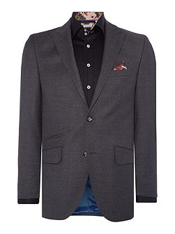 Wool Marl Suit