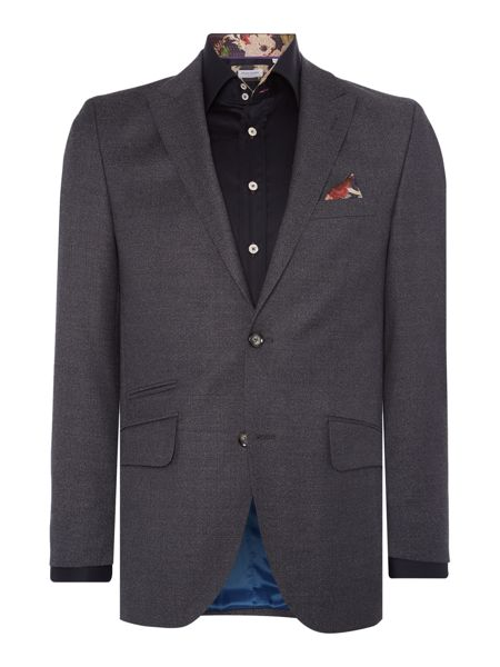 Without Prejudice Wool Marl Suit