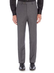 Without Prejudice Charcoal wool trousers