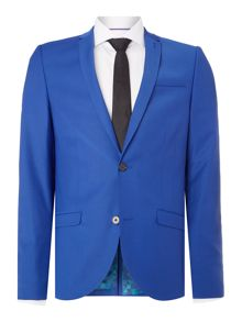 Without Prejudice Blue plain suit
