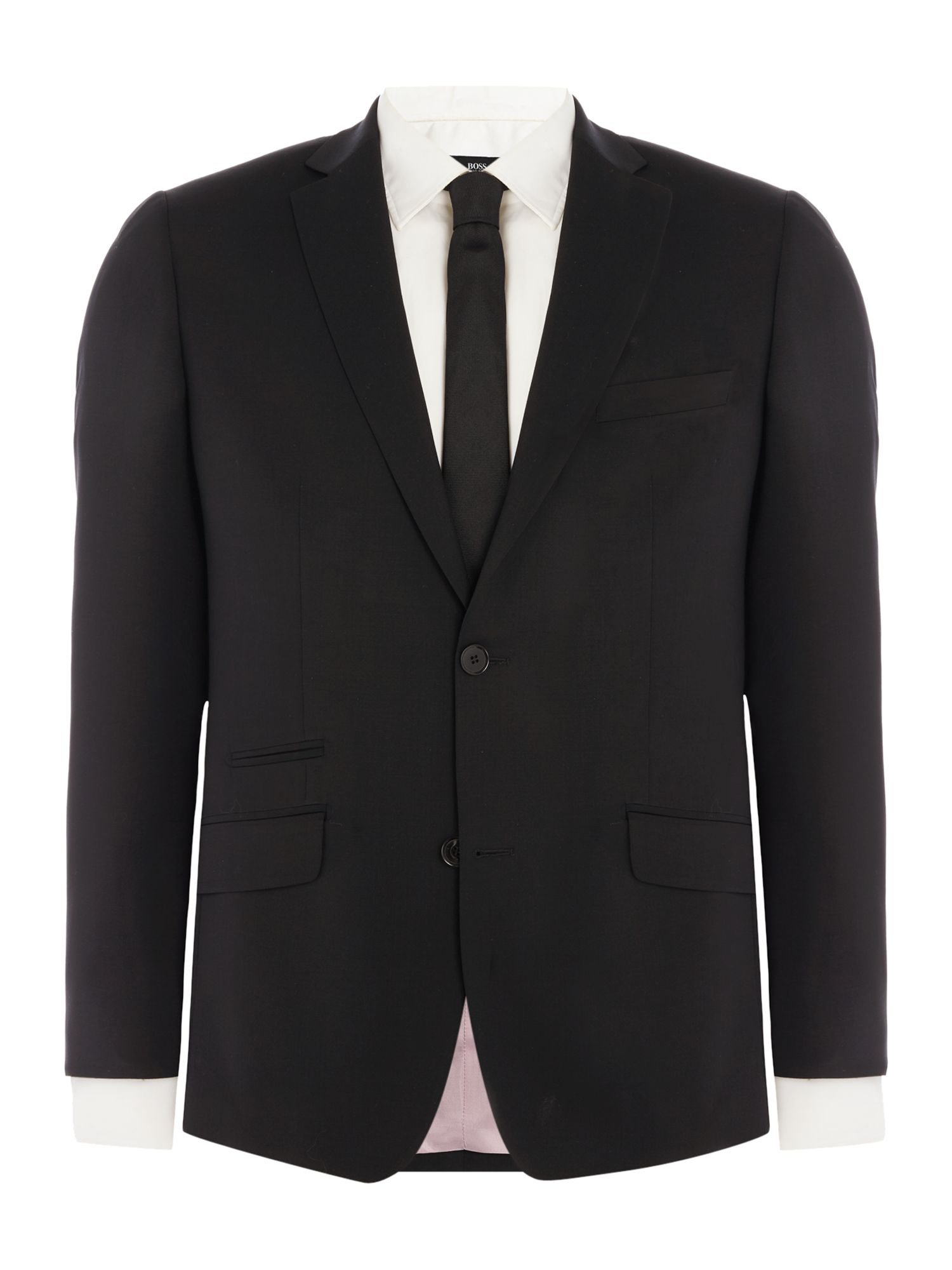 To kick off any guide of best cheap suits, we always have to begin with the classic. Timeless and versatile between formal events, the black suit is an essential for your wardrobe. Widely available in slim, skinny and regular fits, you're are not restricted to finding your perfect suit.