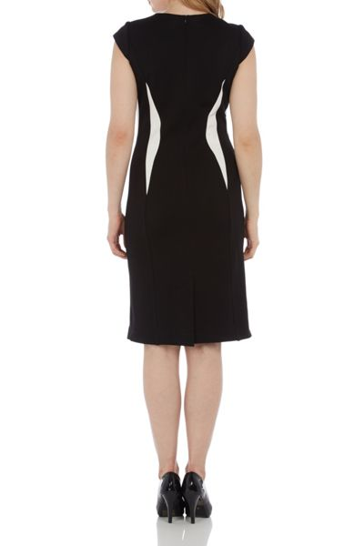 Roman Originals Contrast Side Panel Dress
