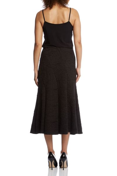 Roman Originals Textured Multi Panel Skirt