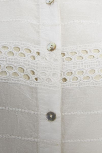 Roman Originals Longline Embroidered Blouse