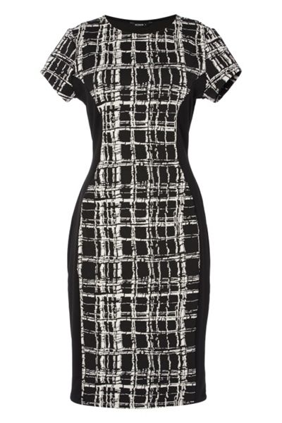 Roman Originals Jacquard shift dress