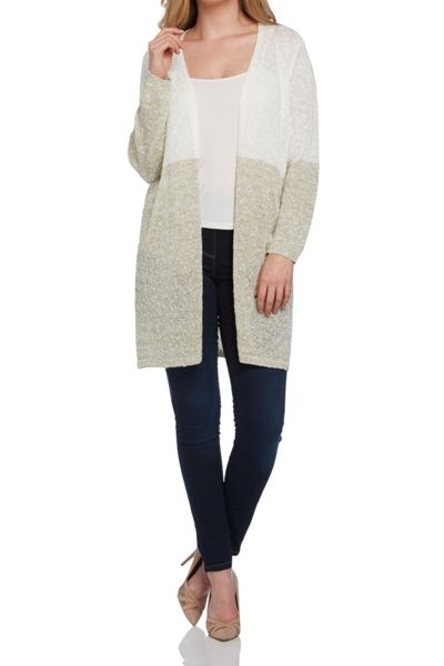 Roman Originals Colour Block Cardigan