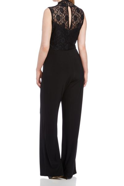 Roman Originals Lace Upper Jumpsuit