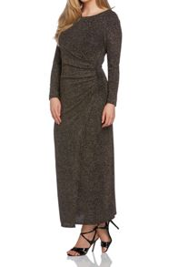 Roman Originals Glitterball Maxi Dress