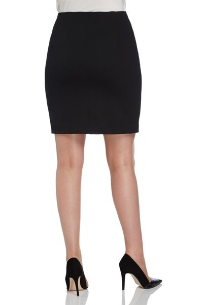 Roman Originals Textured Short Skirt